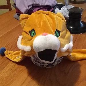 UK wildcat hat